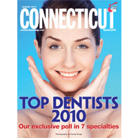 Top Dentist Connecticut 2015 Best Dentist CT Dr. Yuriy May 2015 2016 2017 2018 2019 2020