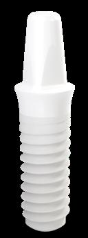 Straumann Pure Zirconia Implant Natural Dentistry | Dr. Yuriy May Best Ceramic Dentist